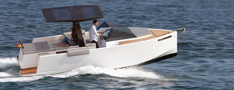 D23 Cruiser © De Antonio Yachts