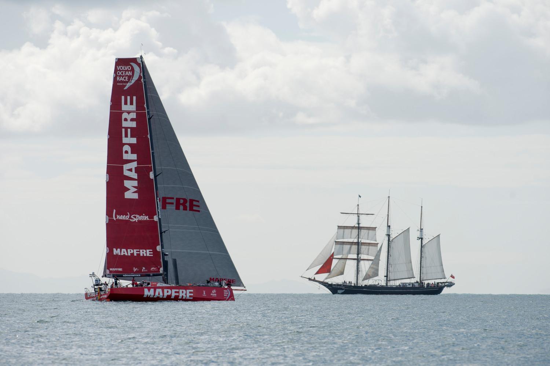 Arranca la etapa 5 de la Volvo Ocean Race, para muchos, la ...