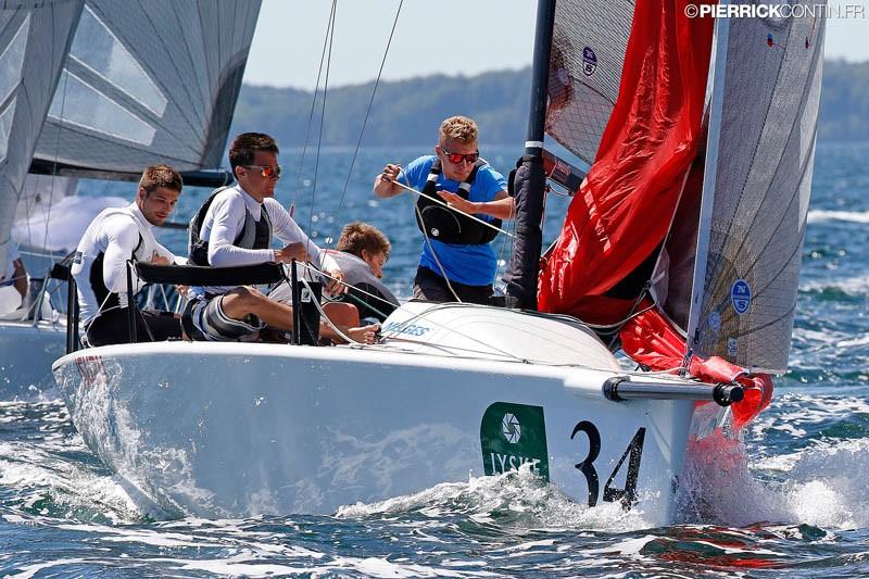'FGF Sailing Team' de Kalman Rozsnyay © Pierrick Contin