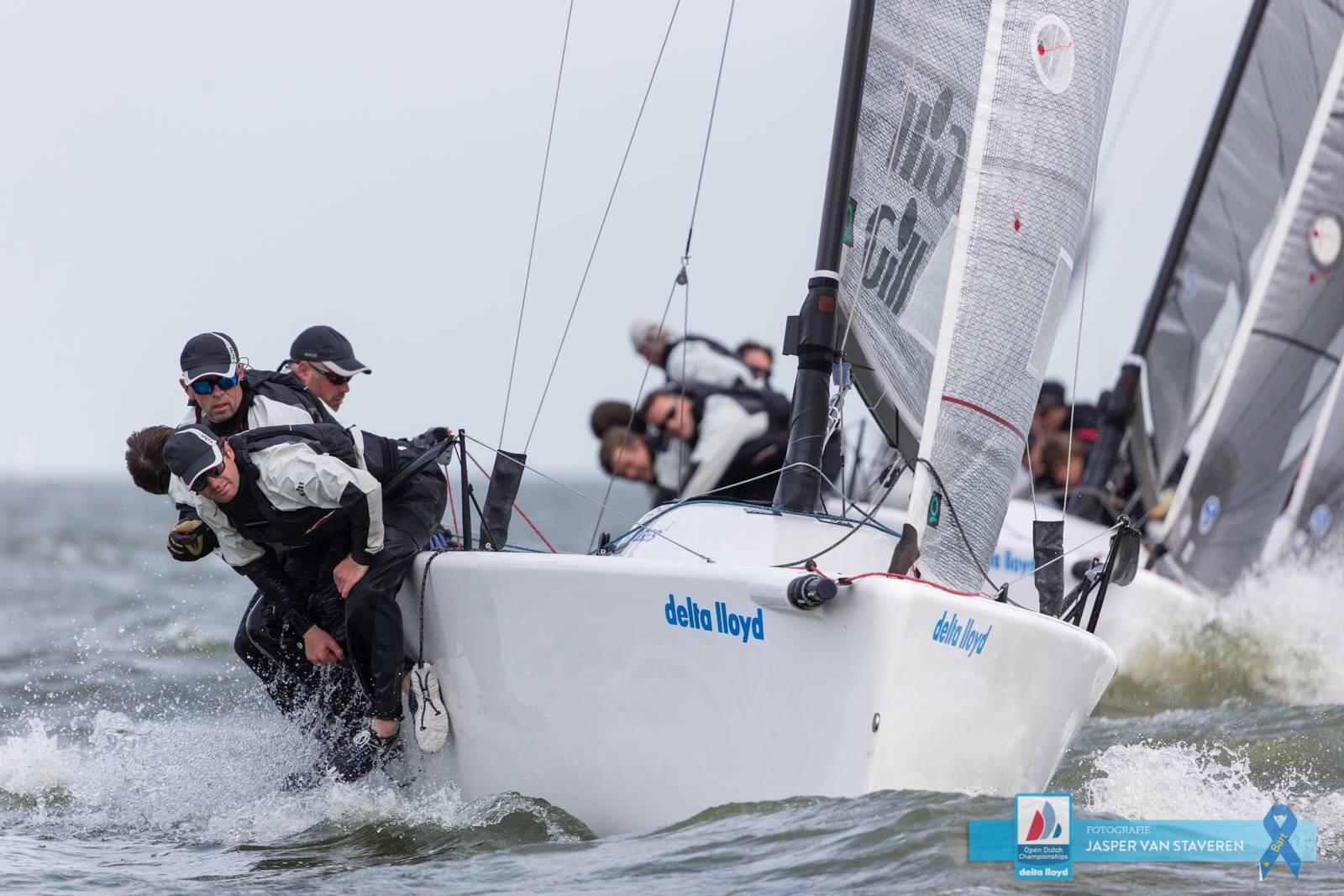 Melges 24 European Sailing Series 2015 © Jasper van Staveren