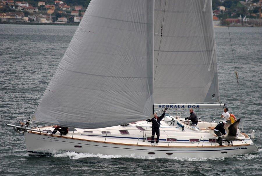 LLegada del 'Sebrala2', vencedor absoluto © DESMARQUE SL