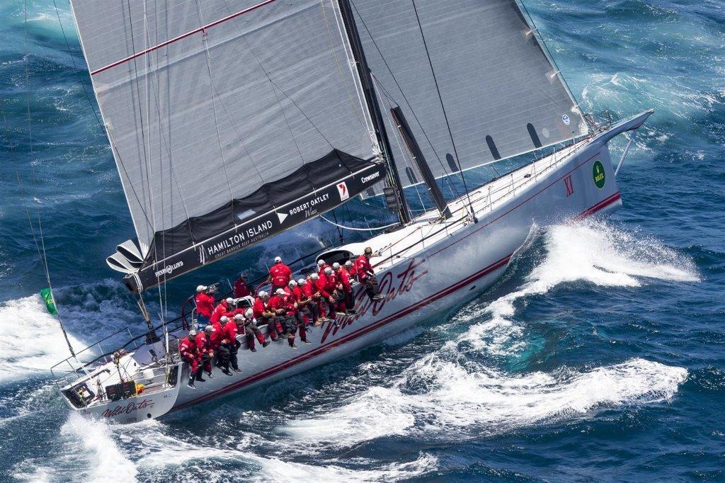 WILD OATS XI (AUS), el barco con más victorias en la historia de la regata © Carlo Borlenghi/ROLEX