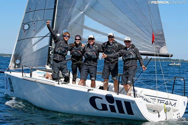 Gill Race Team de Miles Quinton © Pierrick Contin