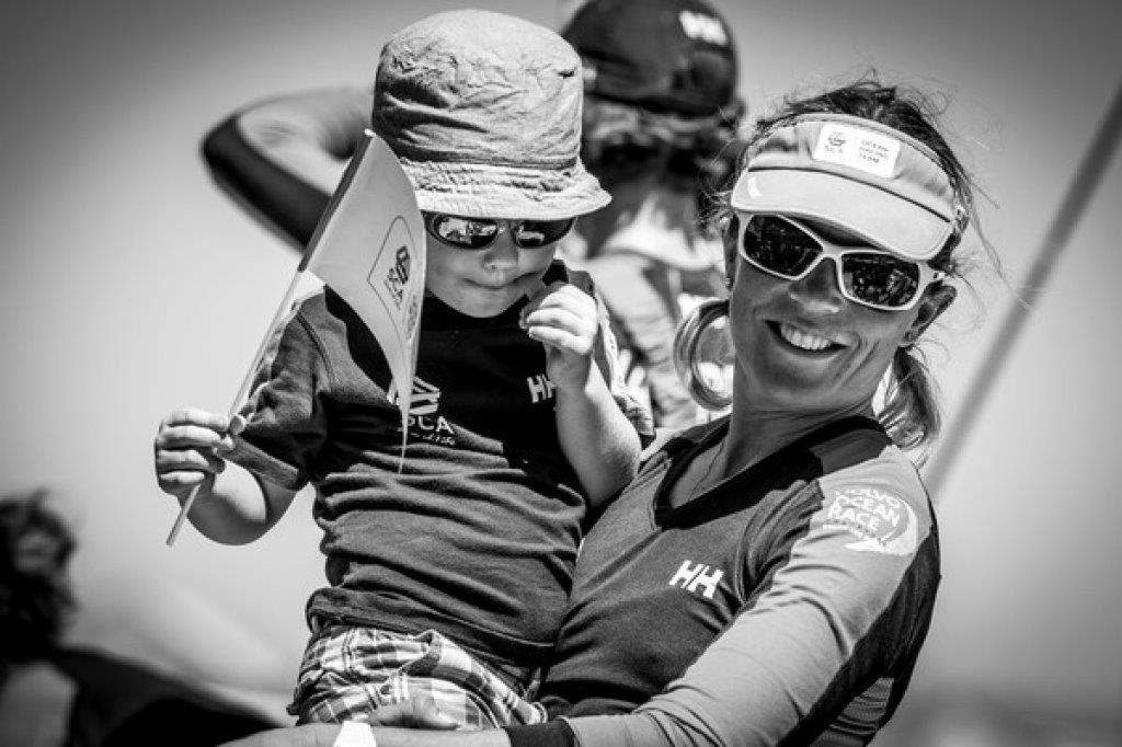 © Marc Bow/Volvo Ocean Race