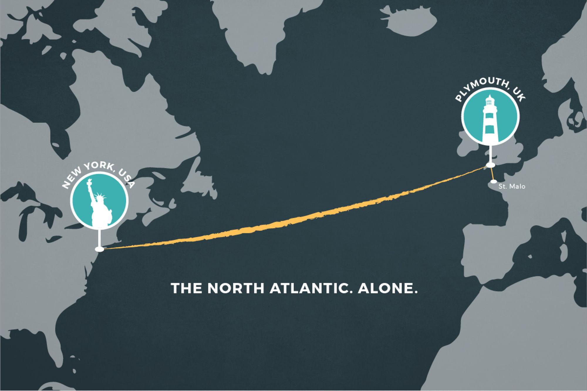 Las 3000 millas de recorrido de La Transat