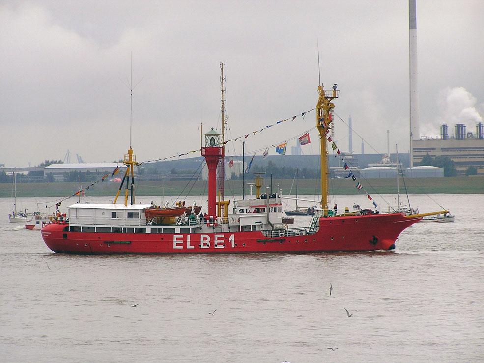 Barco Faro