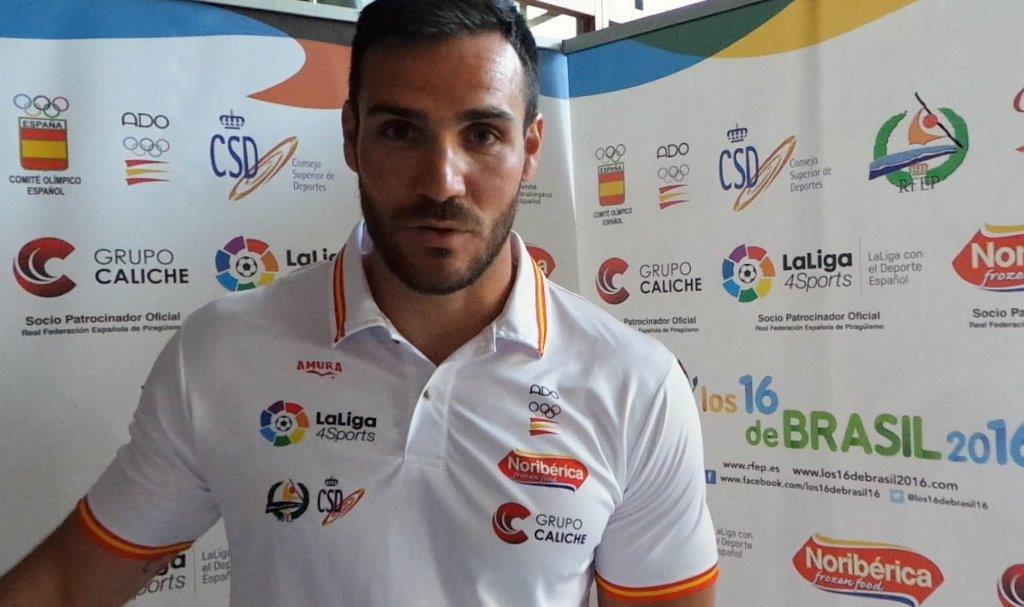 Saul Cravioto @ RFEP2016