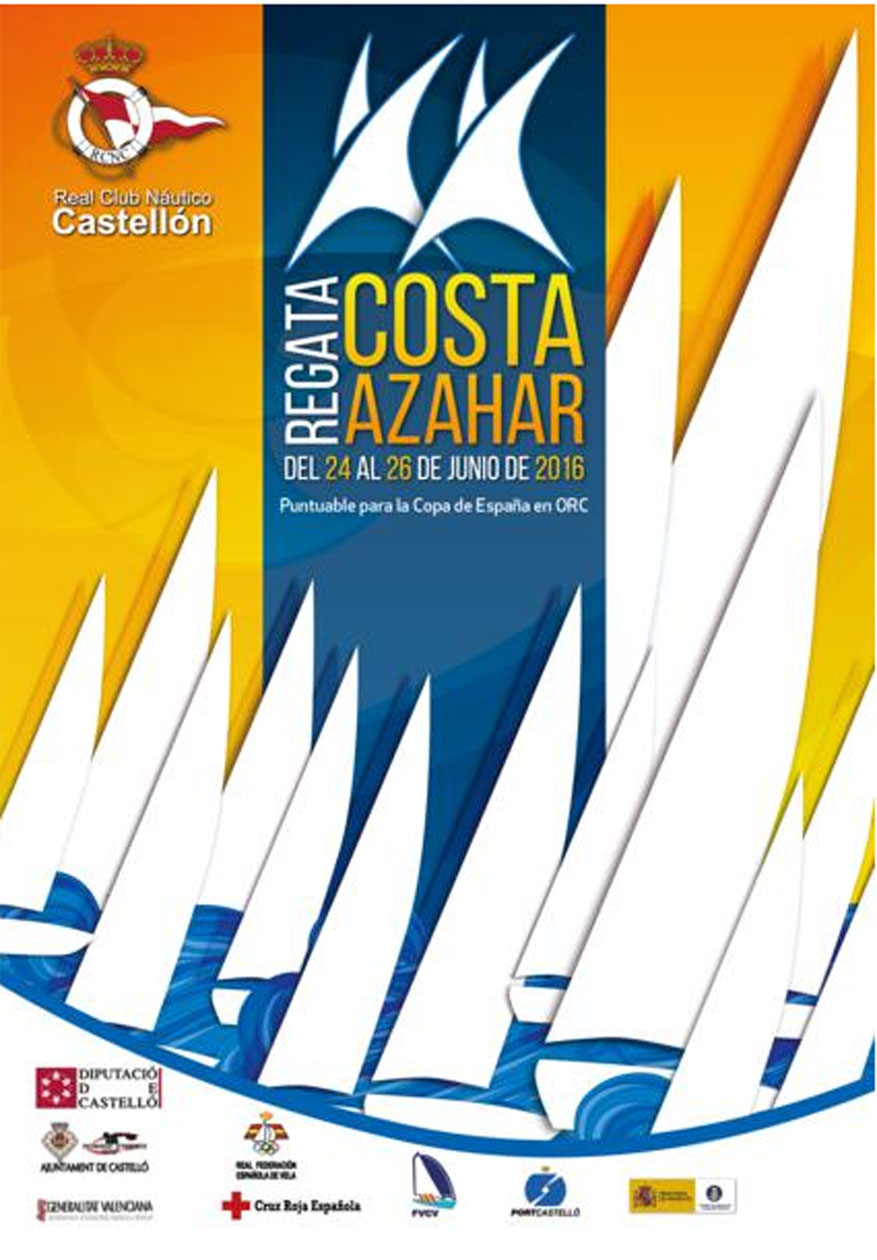Cartel Costa Azahar 2016 B