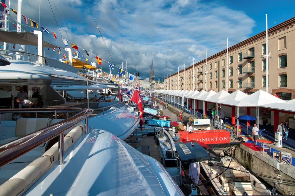 MYBA Charter Yacht Show  © Martino Motti