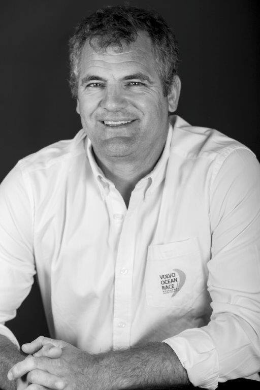 Richard Mason, director de operaciones de la Volvo Ocean Race 2017-18 © Ainhoa Sánchez