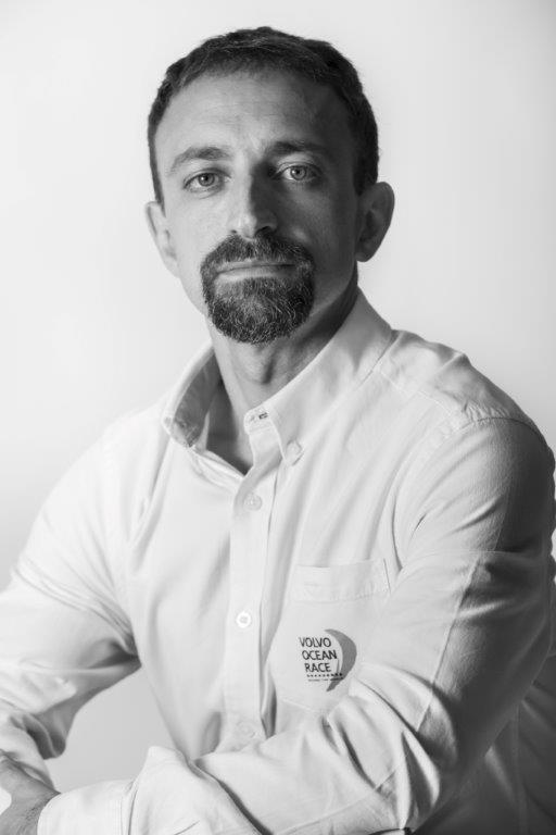 Antonio Bolaños, director general de la Volvo Ocean Race 2017-18 © Ainhoa Sánchez