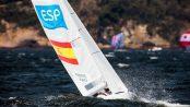 Arturo Montes ha hecho un gran final de Juegos Paralímpicos en 2.4mR © Richard Lagdon/World Sailing