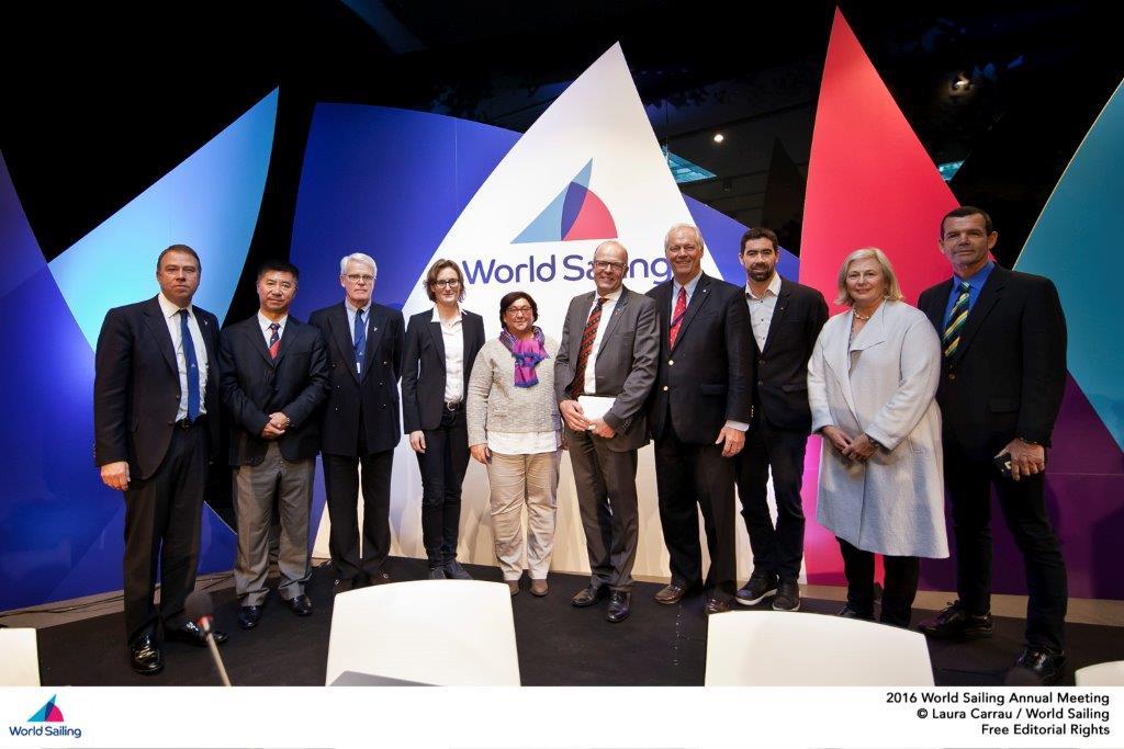 sulavalinjainen kuumia tuotteita alkuun tuotemerkkejä Kim Andersen, elegido nuevo presidente de World Sailing ...