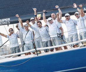 Azzurra, incontestable en la 52 SUPER SERIES Miami Royal Cup