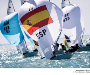 Santander se prepara para la Sailing World Cup Final de junio.