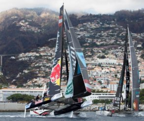 Las Extreme Sailing Series™ regresan a Madeira