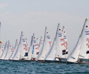 Termina el Mundial de 470 con dos tripulaciones españolas en el top 10 femenino