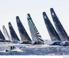Rán mantiene su momento dulce en la Puerto Portals 52 SUPER SERIES Sailing Week