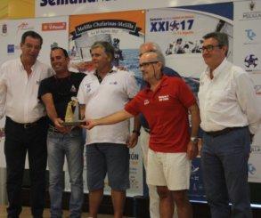 Maverta-Defcom Seguridad, campeón de la XXI Semana Náutica Ciudad de Melilla