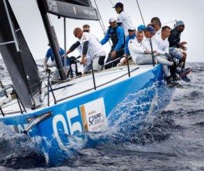 Bronenosec acierta en la lotería de la Menorca 52 SUPER SERIES Sailing Week