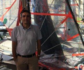 Germán García, nuevo Secretario Nacional de la clase 29er
