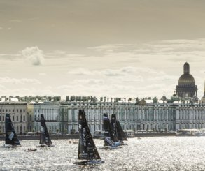 Las Extreme Sailing Series™ visitarán 8 sedes en su tour global de 2018