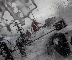 El infernal Océano Sur espera de nuevo a la Volvo Ocean Race