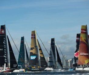 Se presentan los equipos de la temporada 2018 de Extreme Sailing Series™, que promete ser la más disputada hasta ahora