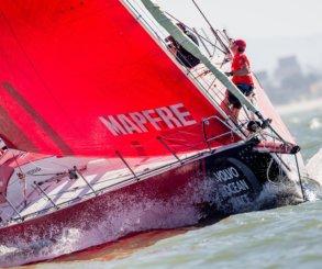 El MAPFRE amplía su liderato en las In-Port Series tras imponerse en Itajaí