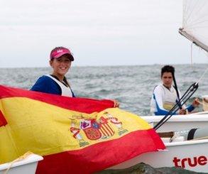 La clase Optimist España ya tiene a sus dos equipos para las citas de Chipre y Holanda