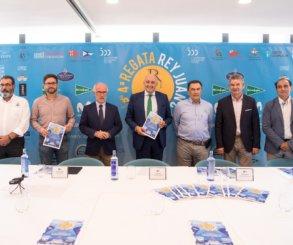 La regata Rey Juan Carlos I El Corte Inglés Master presenta su cuarta edición
