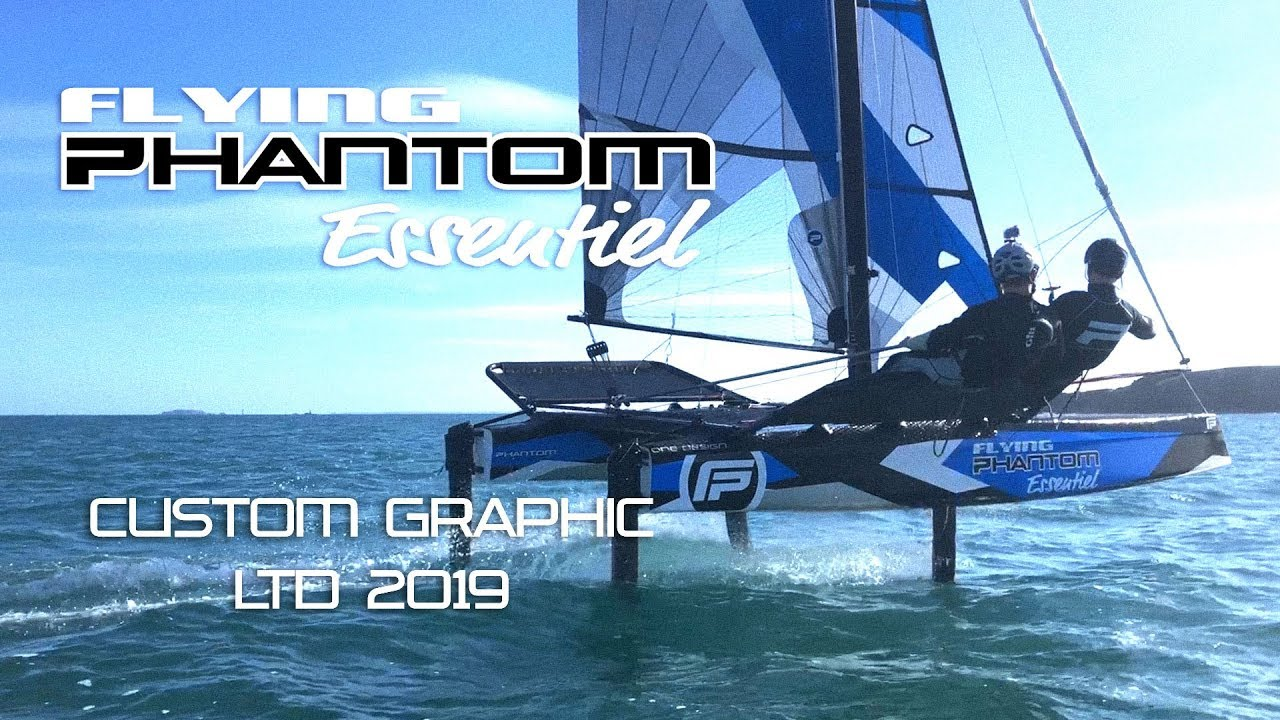 VIDEO: El vuelo del Flying Phantom Essentiel