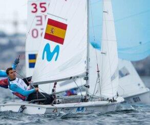 2020, un año de oro para la vela olímpica española