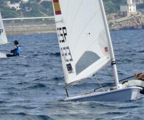 Joel Rodríguez se proclama campeón de España de ILCA7