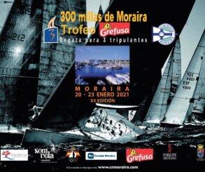 Las 300 Millas A3 Moraira-Trofeo Grefusa se aplazan al mes de marzo