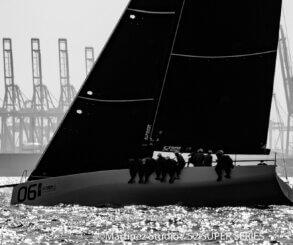 Cancelada la regata de Valencia de 52 SUPER SERIES