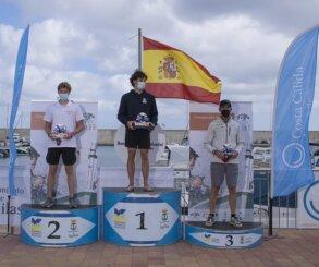 David Ponseti se proclama campeón de España ILCA 6