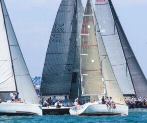 Brujo y Strategos IV, campeones del Trofeo Primavera Crucero ORC del RCN Valencia
