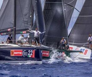 La 39 Copa del Rey MAPFRE comienza con una gran jornada de regatas