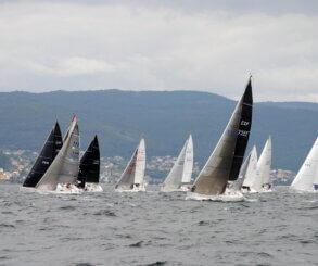 Magical, Deep Blue, Balea Dous y Cassandra, primeros líderes de la 24ª Regata Cruceros de Aguete