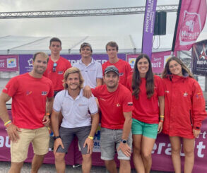 La Formula Kite afronta su primer europeo como clase olímpica