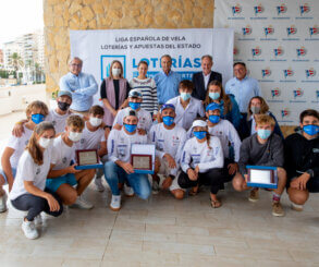 El RCN Arrecife se alza con su segundo Trofeo Loterías y Apuestas del Estado